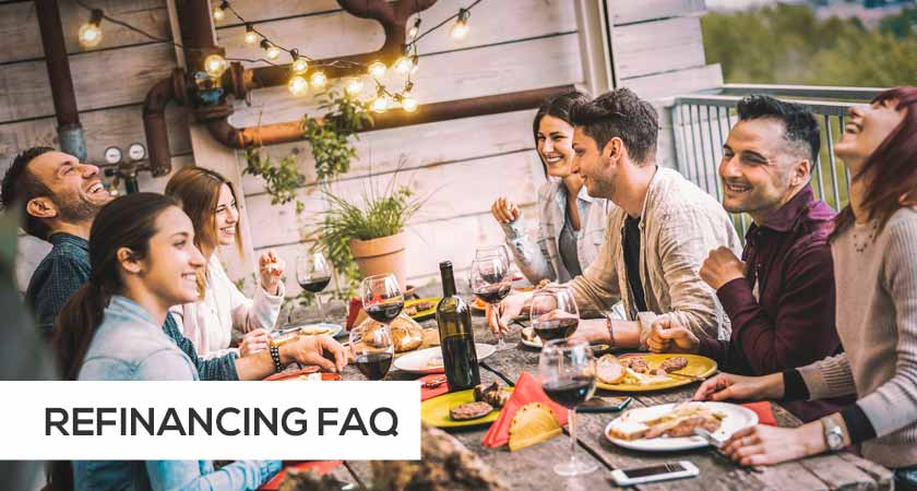 Refinancing FAQ